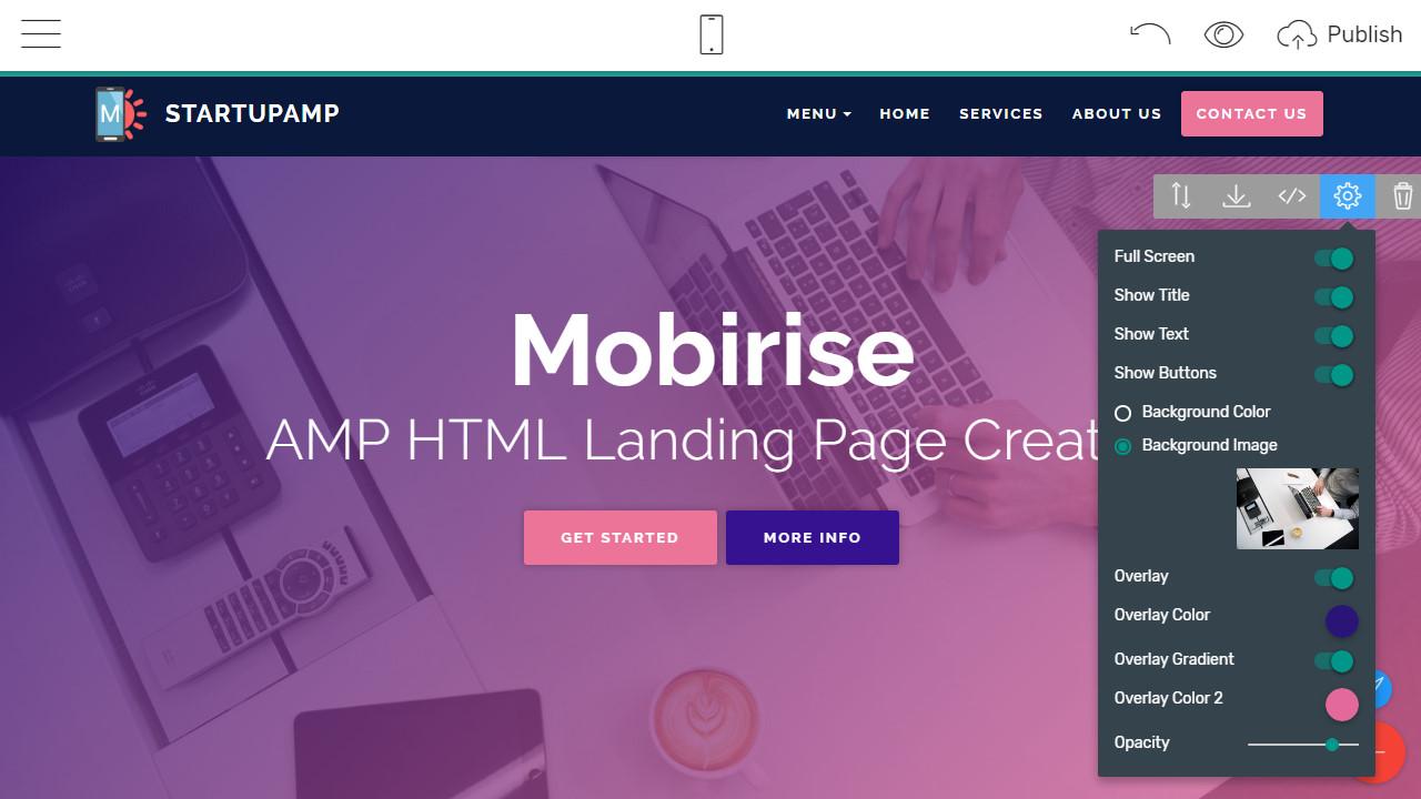 easy website creator
